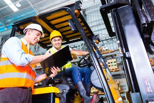 Forklift-Operators