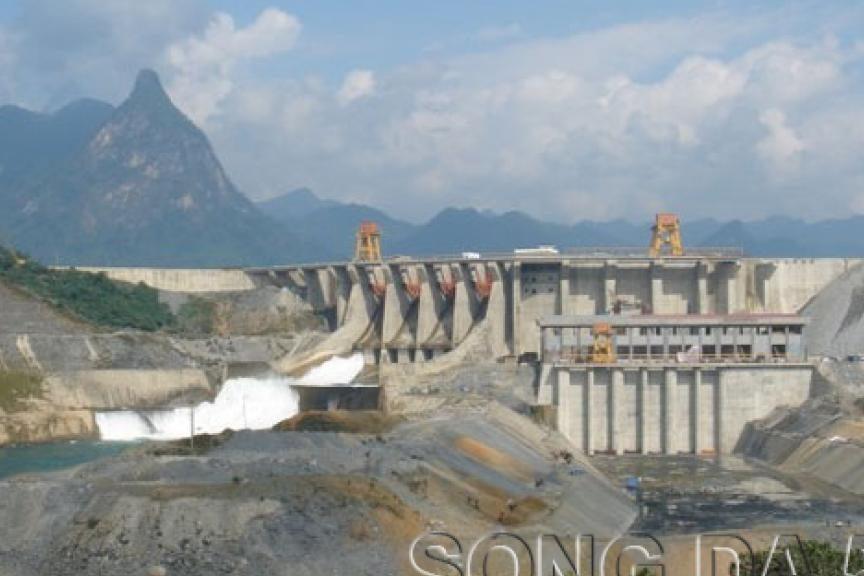 Tuyen Quang Hydropower