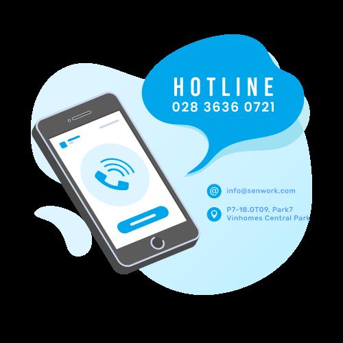 Sen Contact Page Icon
