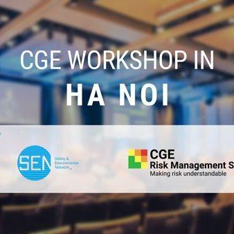 CGE Workshop in Ha Noi